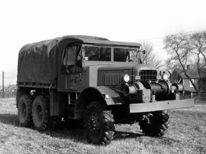 Mack NO-1 7½-Ton 6x6 1940 года